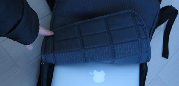MacBook Proを外出時に持ち出し