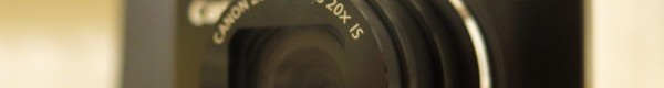 GPSカメラ PowerShot SX280HS外観