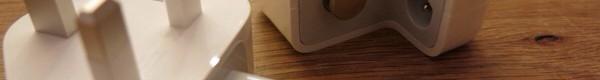 非純正品のApple MagSafe電源用プラグ入手