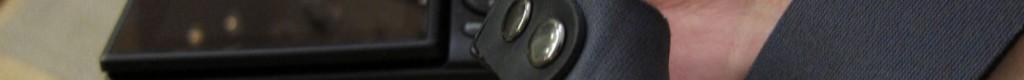 Powershot G1 X mark II用にリストストラップを入手