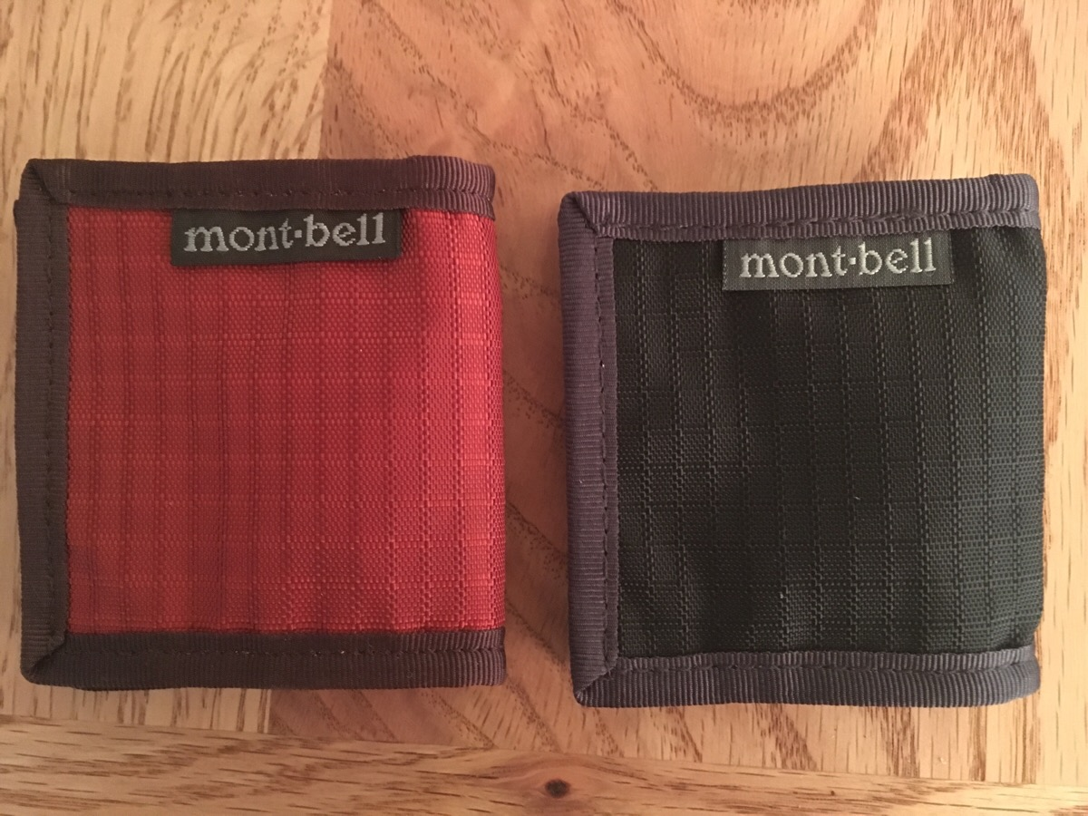 モンベル(mont-bell) コインワレット 1123769