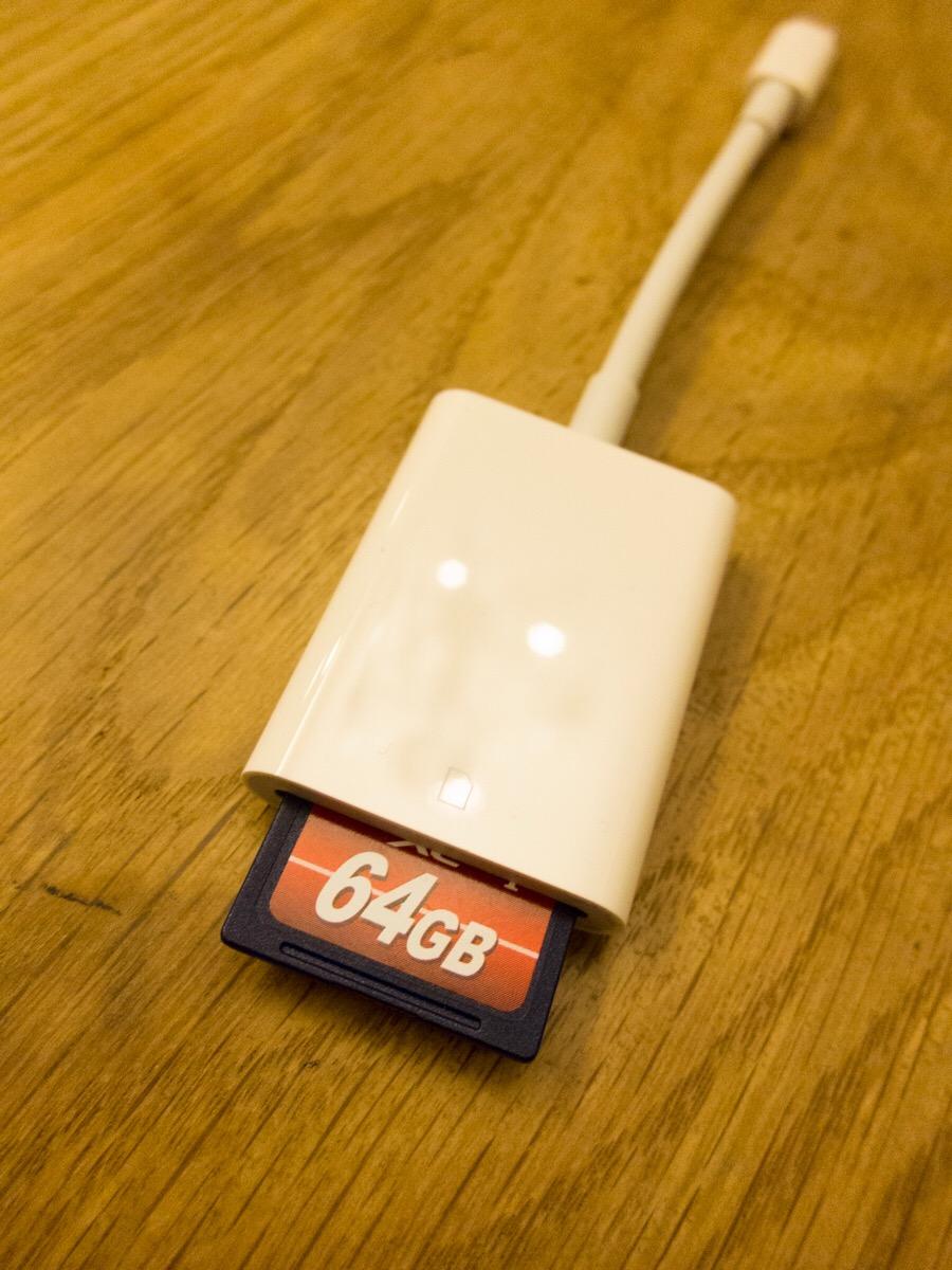 アップル Lightning