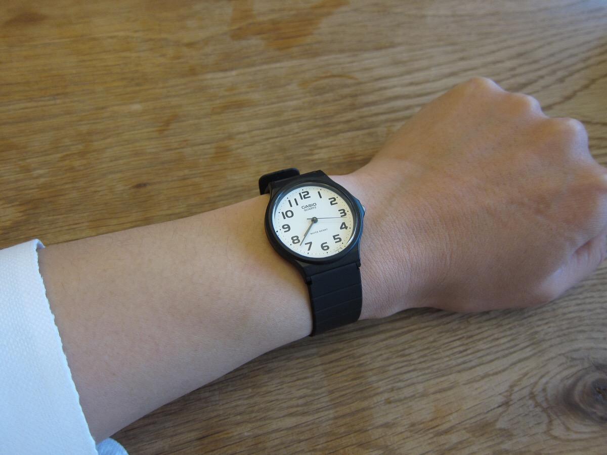 CASIO MQ-24-7B2LLJF Men's Analog Watch