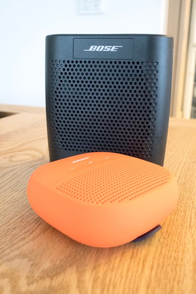 Bose SoundLink Micro Bluetooth speaker ポータブルワイヤレススピーカー