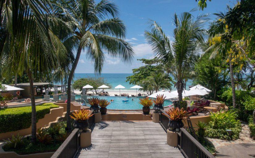タイ、サメット島、パラディーリゾートが本気リゾートだった