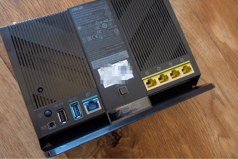 ASUS ゲーミングWi-Fi無線ルーターRT-AC86U